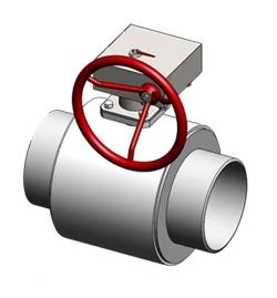 Регулятор давления газа РДУ-80-80